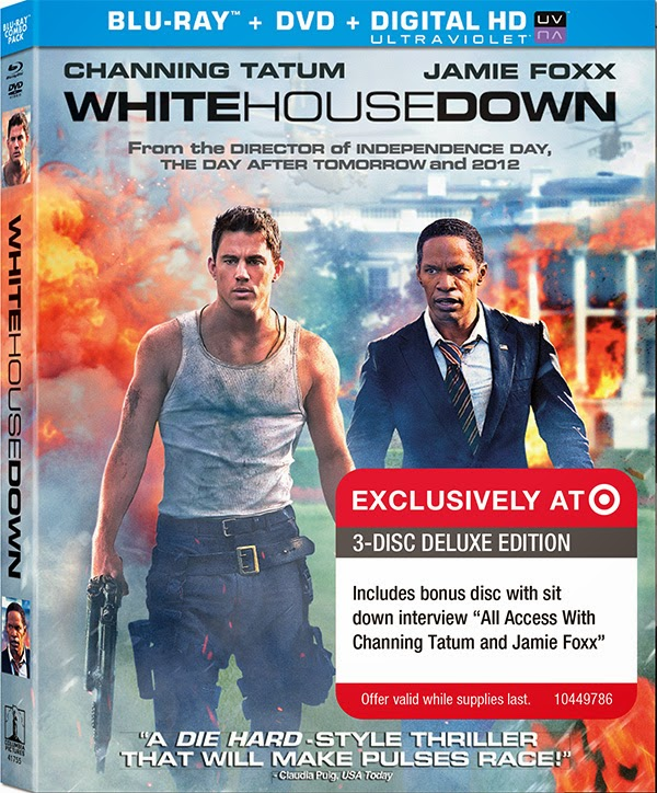 White House Down 2013 Hindi Dubbed Dual BluRay 480p 350mb