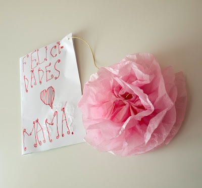 El regalo de mi hija por el Día la Madre