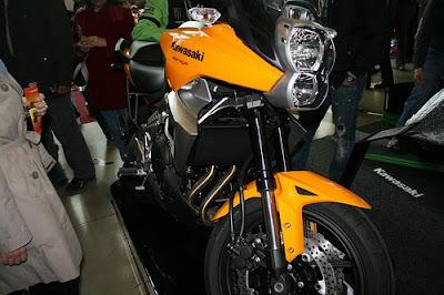 SMAEB 2011 Salonul de Motociclete