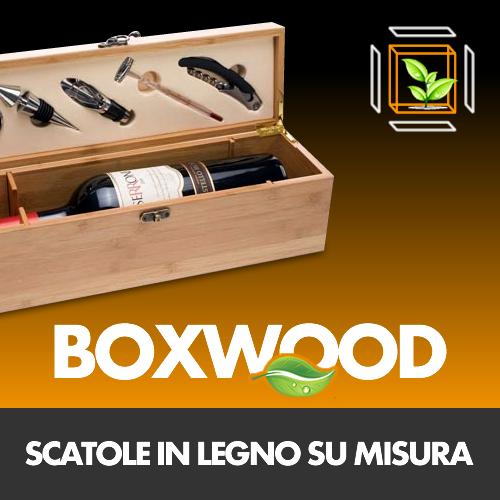 BOXWOOD di Minucci Moreno