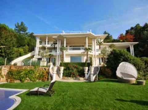 Desain rumah minimalis gaya eropa terbaru