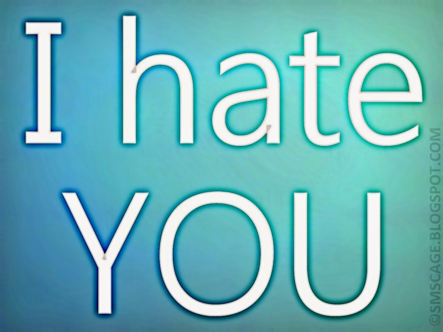 I Hate You Hindi SMS Collection | SMS Cage