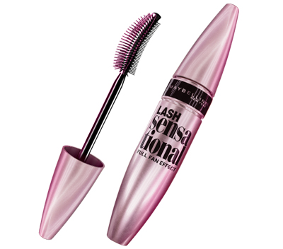 máscara de pestañas Maybelline Lash Sensational Intense Black