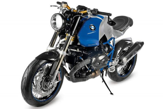 Custom Motorcycles | BMW Wunderlich HP2 Sport Speed Cruiser | BMW Motorrad | Custom BMW Motorcycle