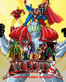 LOS VENGADORES LA SERIE ORIGINAL (2000)