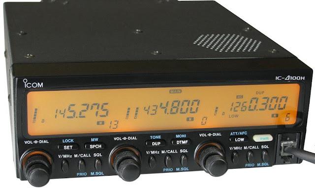 Icom IC-Delta 100H