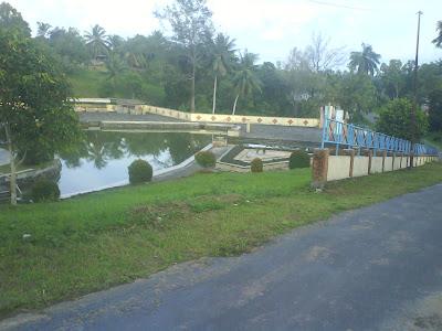 wisata Dabo Singkep | Pagoda Peniggalan PT.Timah