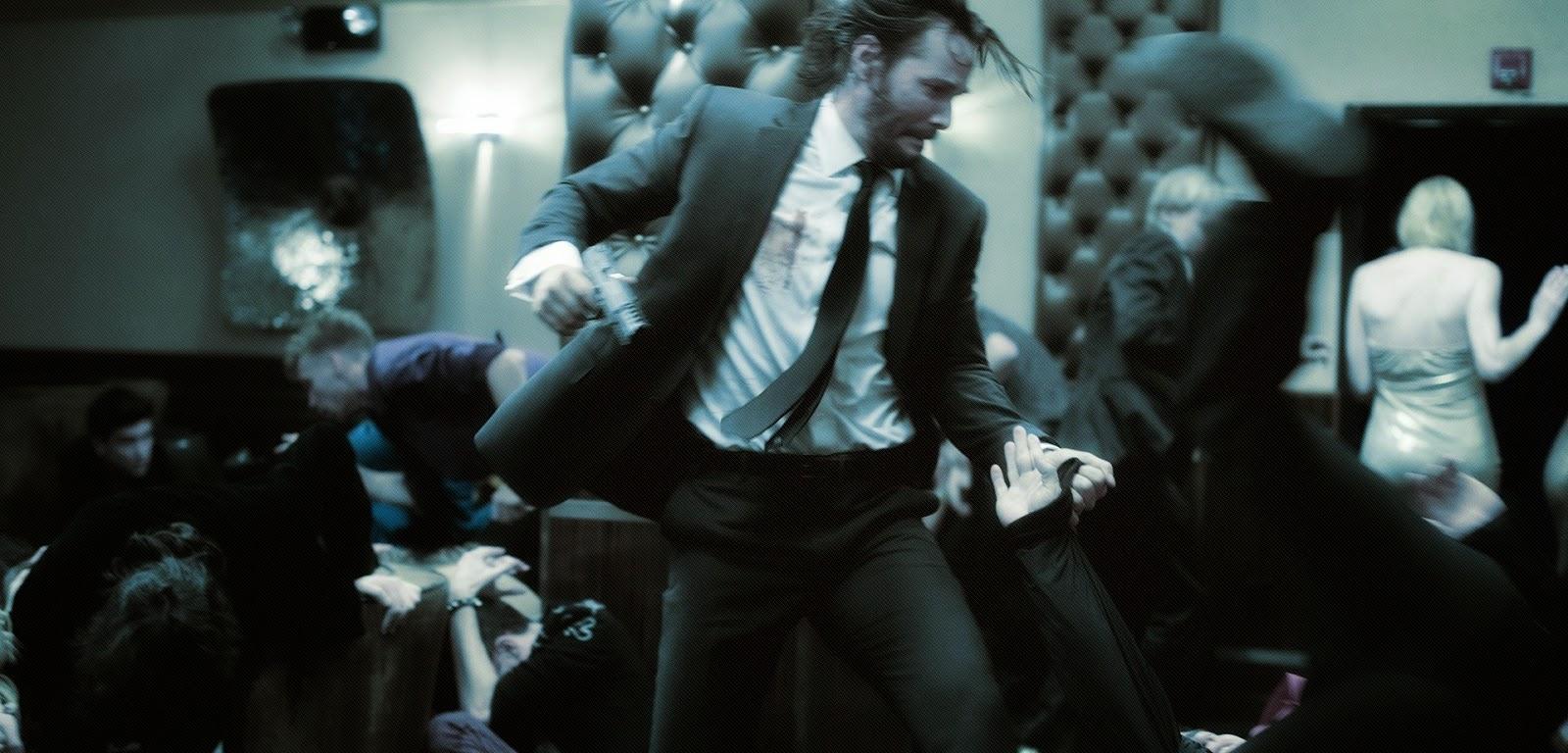 John Wick | Clipes, pôster e comercial inédito da ação com Keanu Reeves