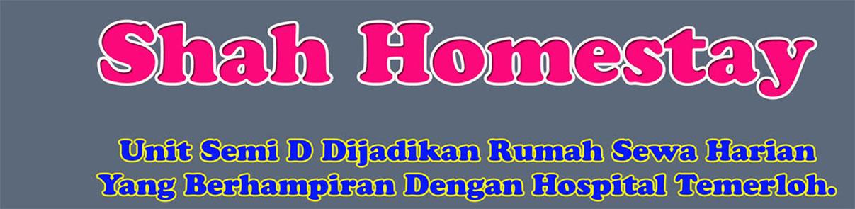 Homestay di Temerloh  Pahang