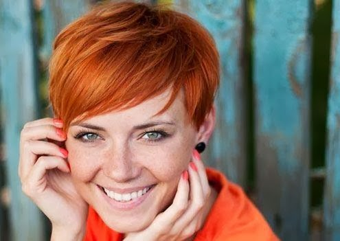 Short hair Style Guide and Photo