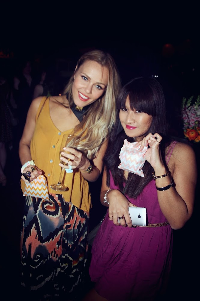 Bonds Bright Night Launch Party Sydney Mojomade Blog