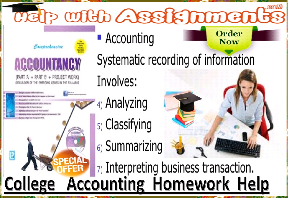 accounting help essay Free accounting papers, essays, and research papers the financial accounting standards board (fasb) - to help accounting professionals easily navigate through 50-plus years of unorganized us generally accepted accounting principles (gaap) and standards the trustees of the financial accounting foundation approved the financial accounting standards board (fasb) accounting standards codification .