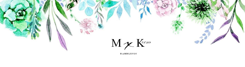 M x K