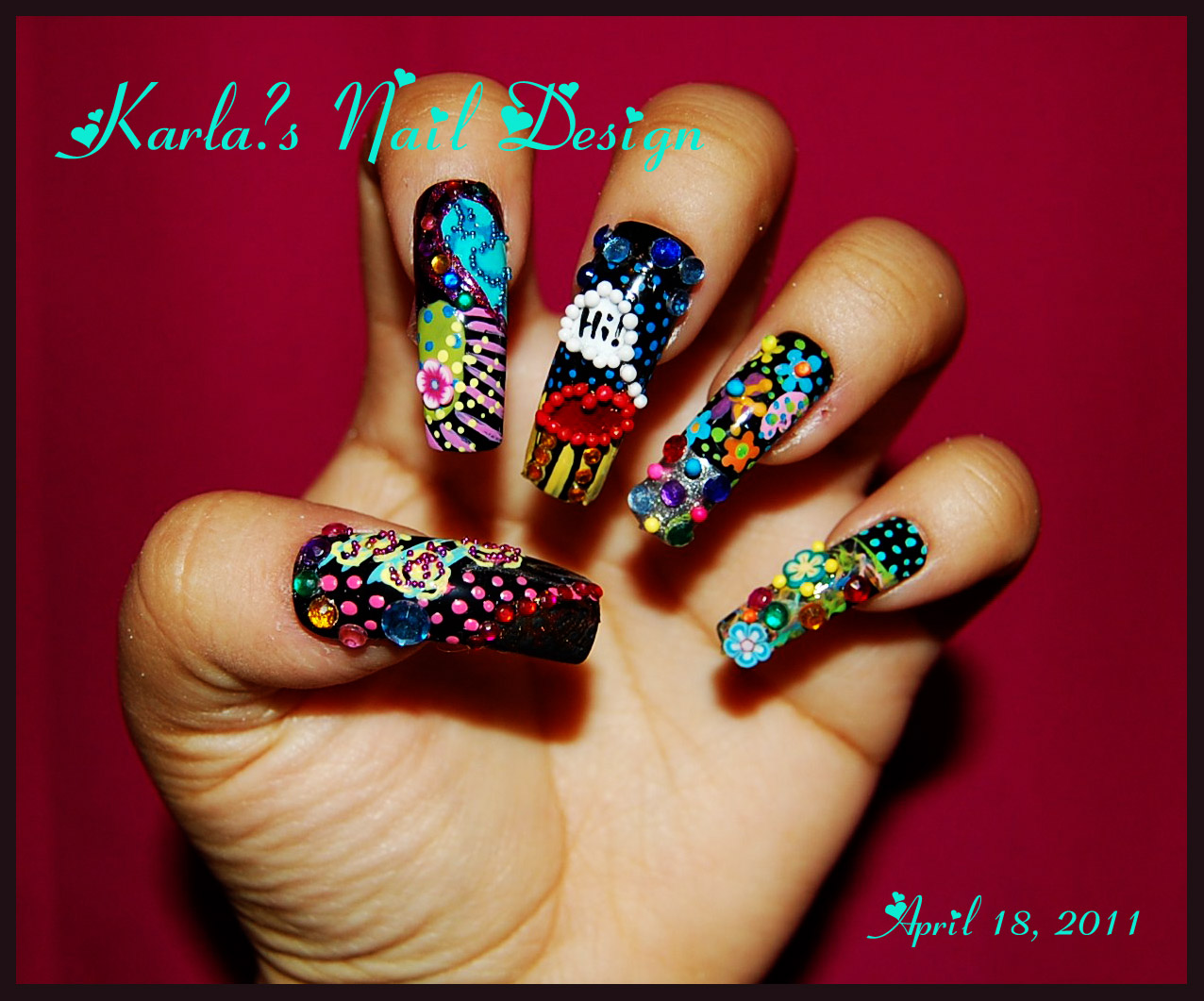 Originail Kolors: Crazy over patterns!!!!