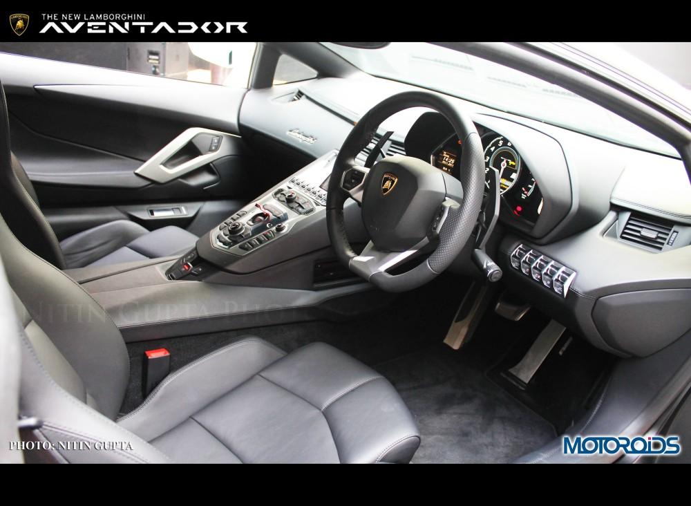 Lamborghini Aventador India Launch Details And Photo Feature Car