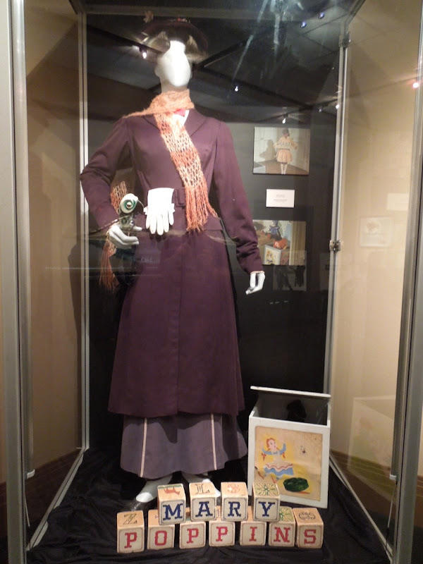 Julie Andrews Mary Poppins movie costume