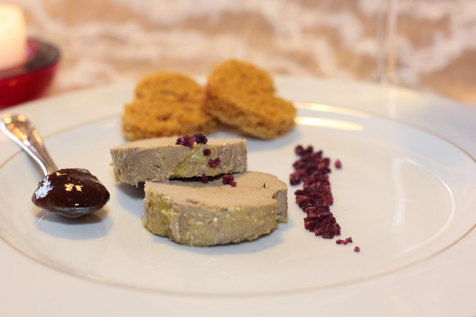 des recettes de desserts originaux le foie gras pour un. Black Bedroom Furniture Sets. Home Design Ideas