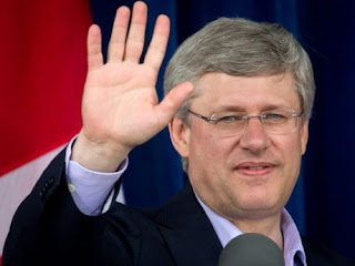 Stephen Harper Aug 2012