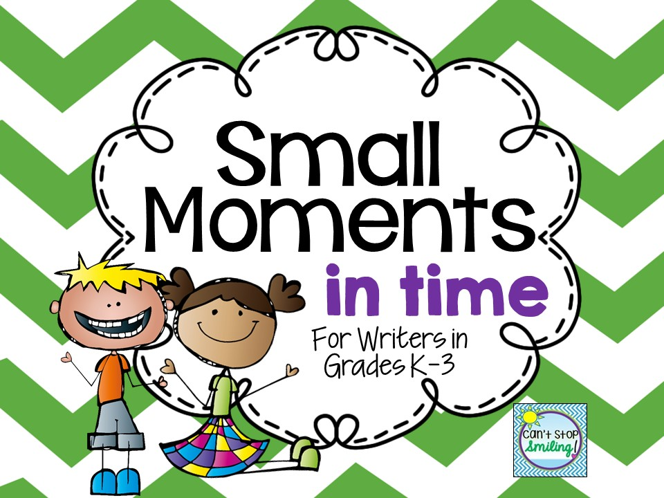 Small Moments Poster for Lucy Calkins Narrative Unit by Simple in ...