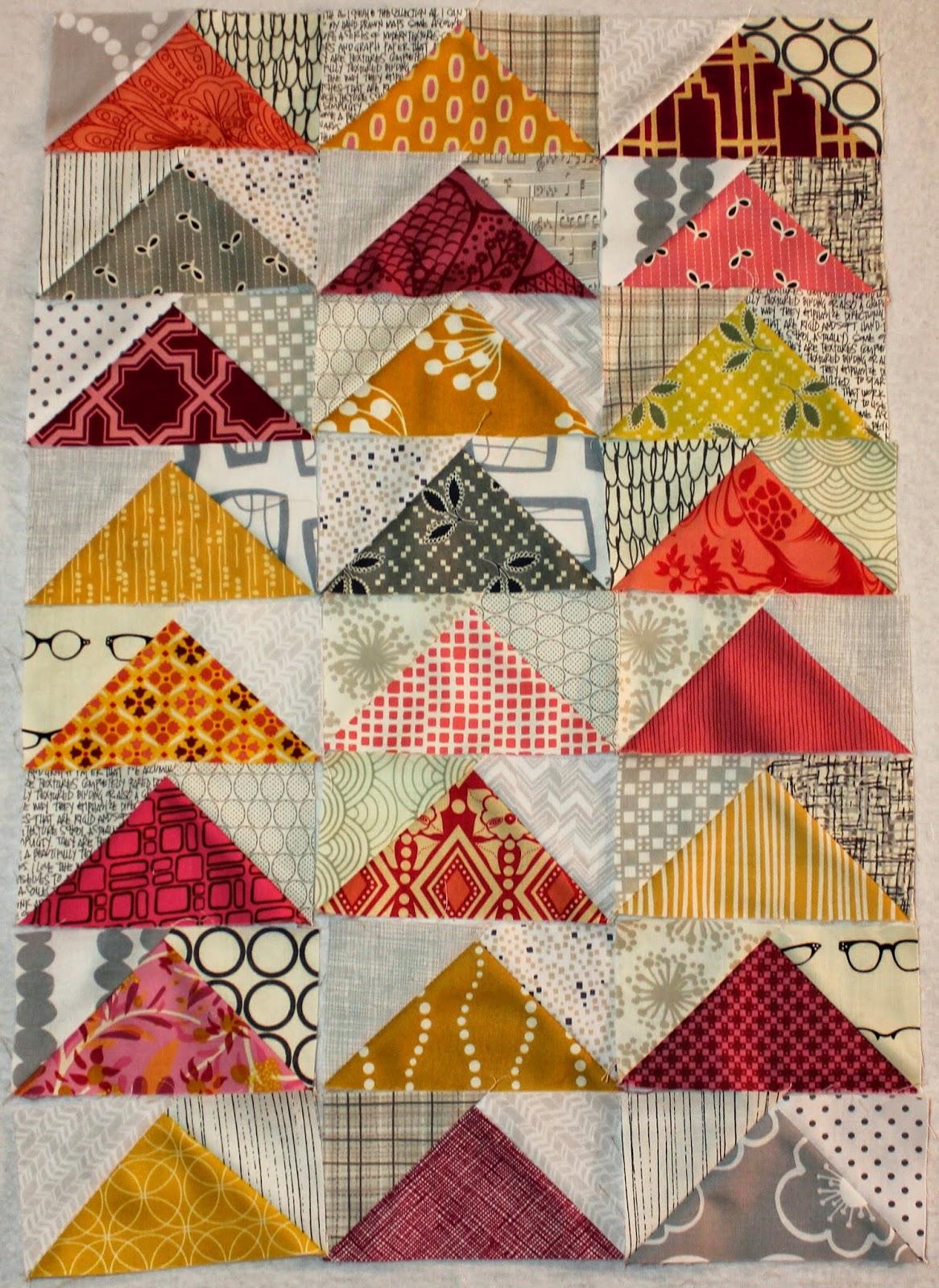 Between Quilts: Quick Flying Geese Tutorial : flying geese quilt tutorial - Adamdwight.com
