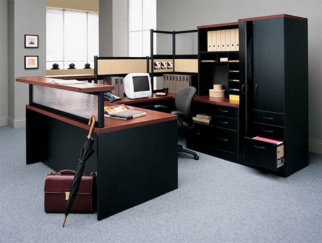 Home Office Design Ideas on Minimalist Home Dezine  Modern Office Furniture   Modern Home