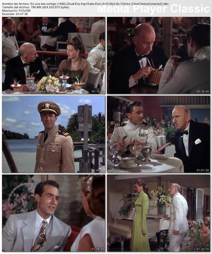 Imagen: En una isla contigo | 1948 | On an Island with You