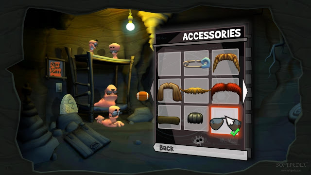worms accessories