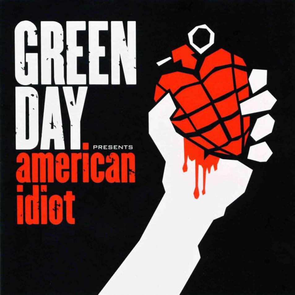 letras de american idiot green: