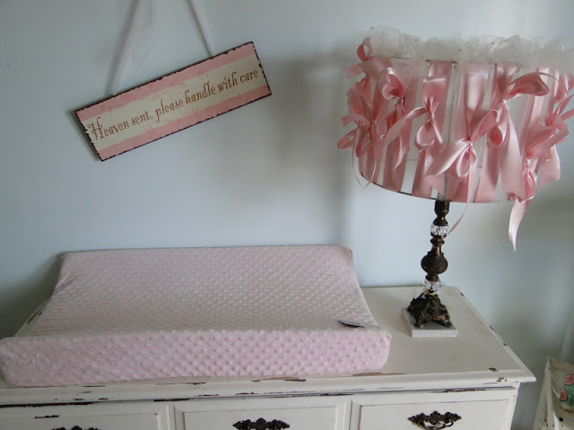 ms funky junk shabby hutch changing table sideboard 295