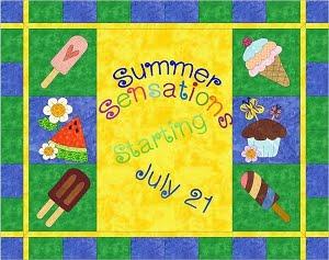 Summer Sensations Blog Hop