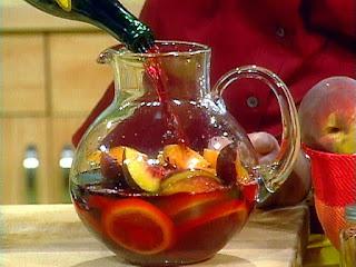 Ponche Caliente de Frutas (Navidad