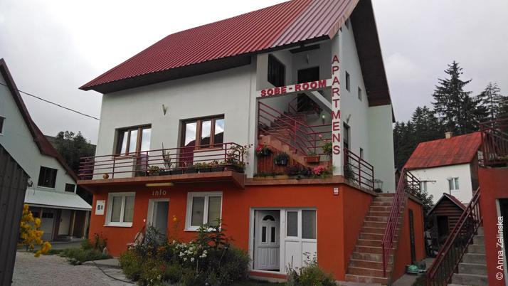Апартаменты в Жабляке, Черногория