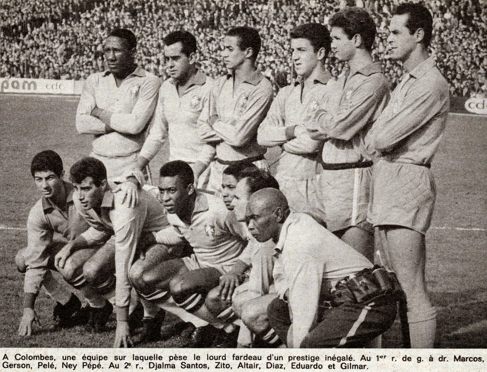 Gérson De Oliveira Nunes in soccer nostalgia: old team photographs-part 24f