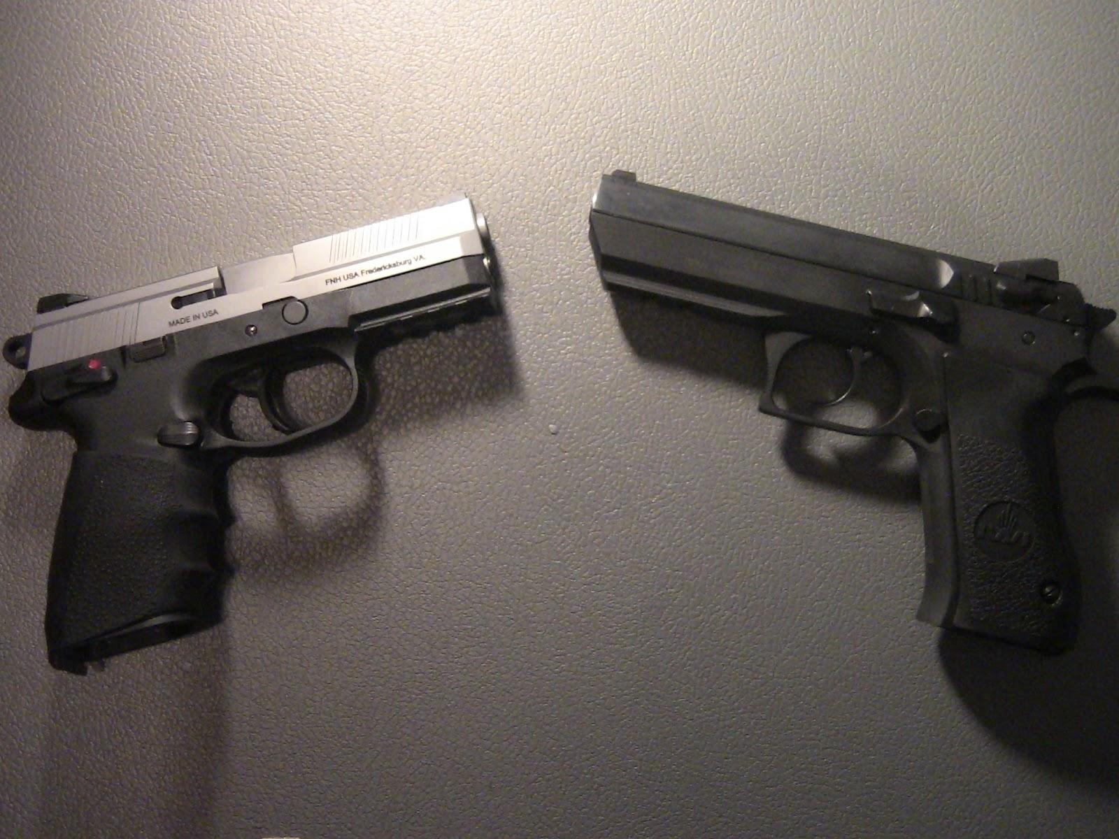 Polymer vs. Steel Frame Handguns | Firearm Reviews by Fullmetalfmj