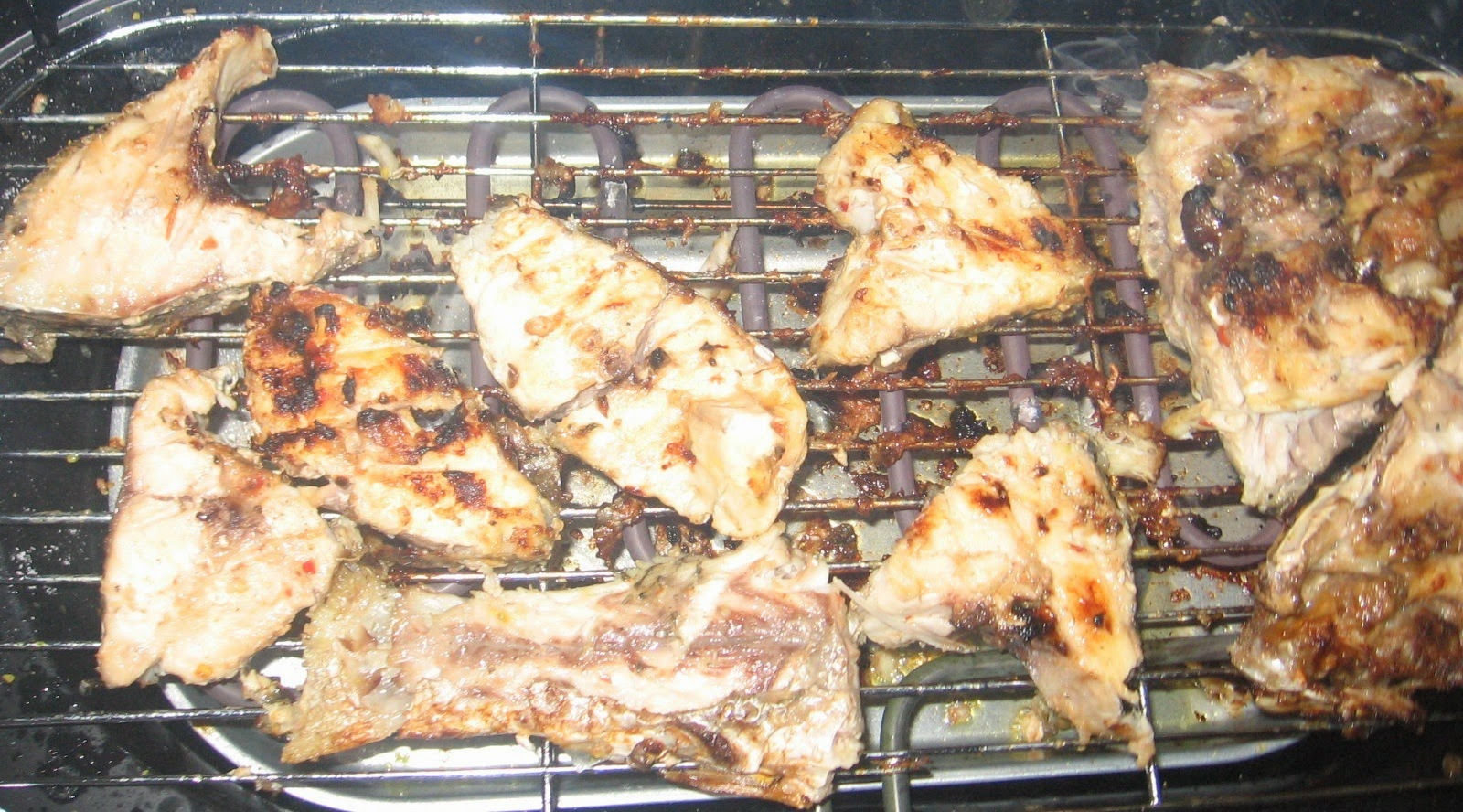 how to fry croaker fish in nigeria