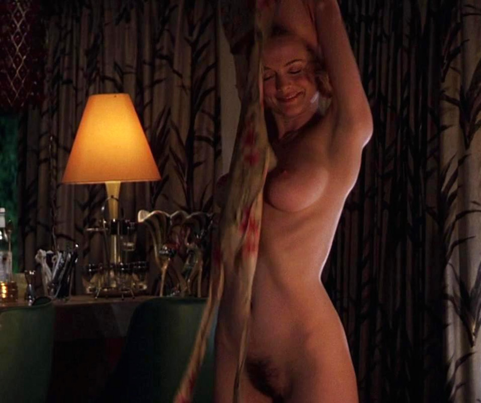 Heather graham boogie nights nude scene