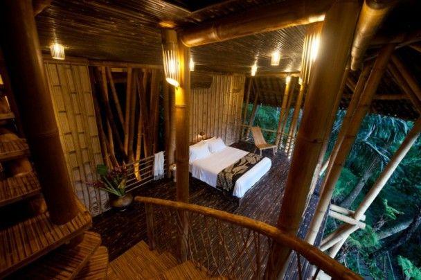 Cozy Nature Bedroom Etnic Inspiration