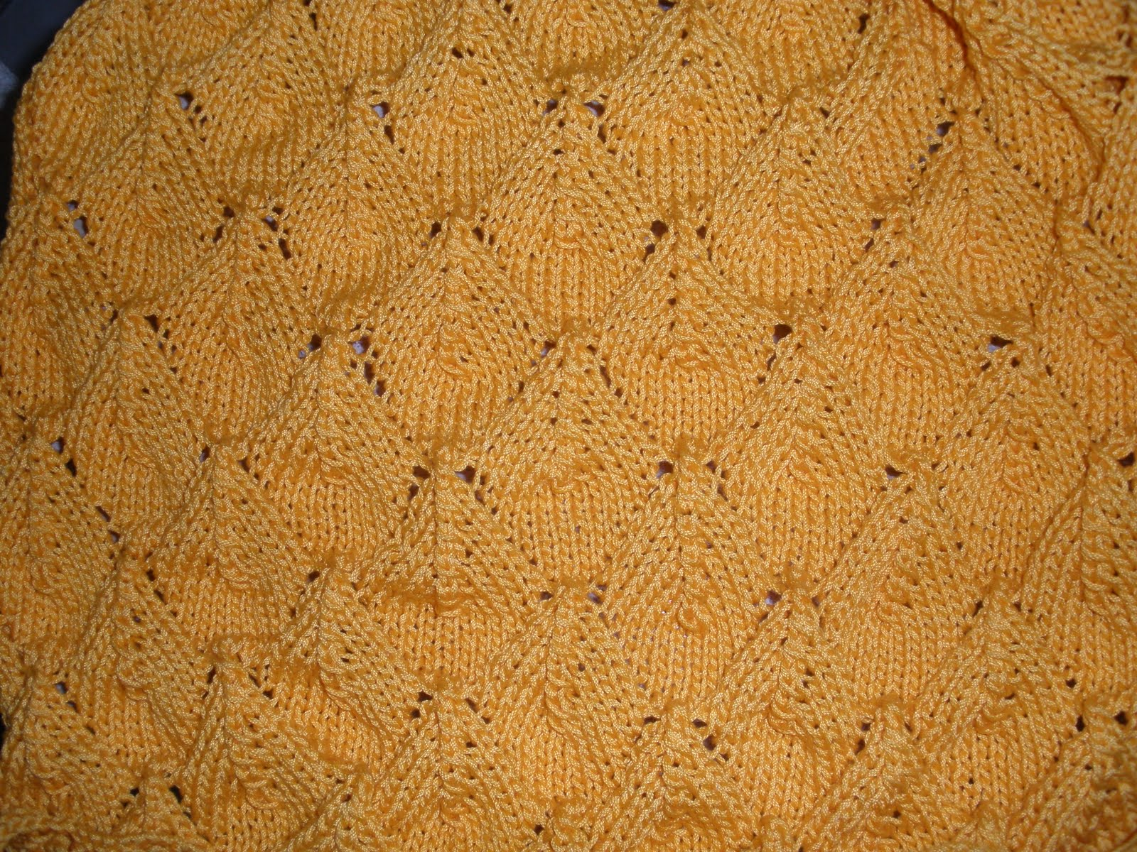Puntadas Para Cobijas De Bebe En Crochet
