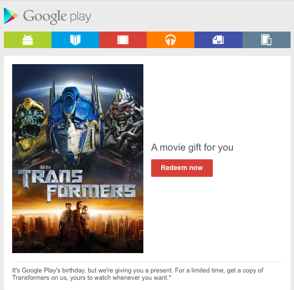 how to download movies from google play store for free