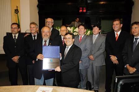 ASTUR é homenageada pelo deputado José Humberto Cavalcanti