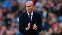 coach of Real Madrid