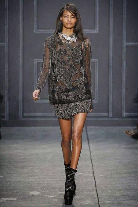 vera wang 2014 new york fashion week