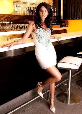 Mallika Sherawat's toned legs