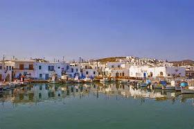 EL maravilloso puerto de Naoussa
