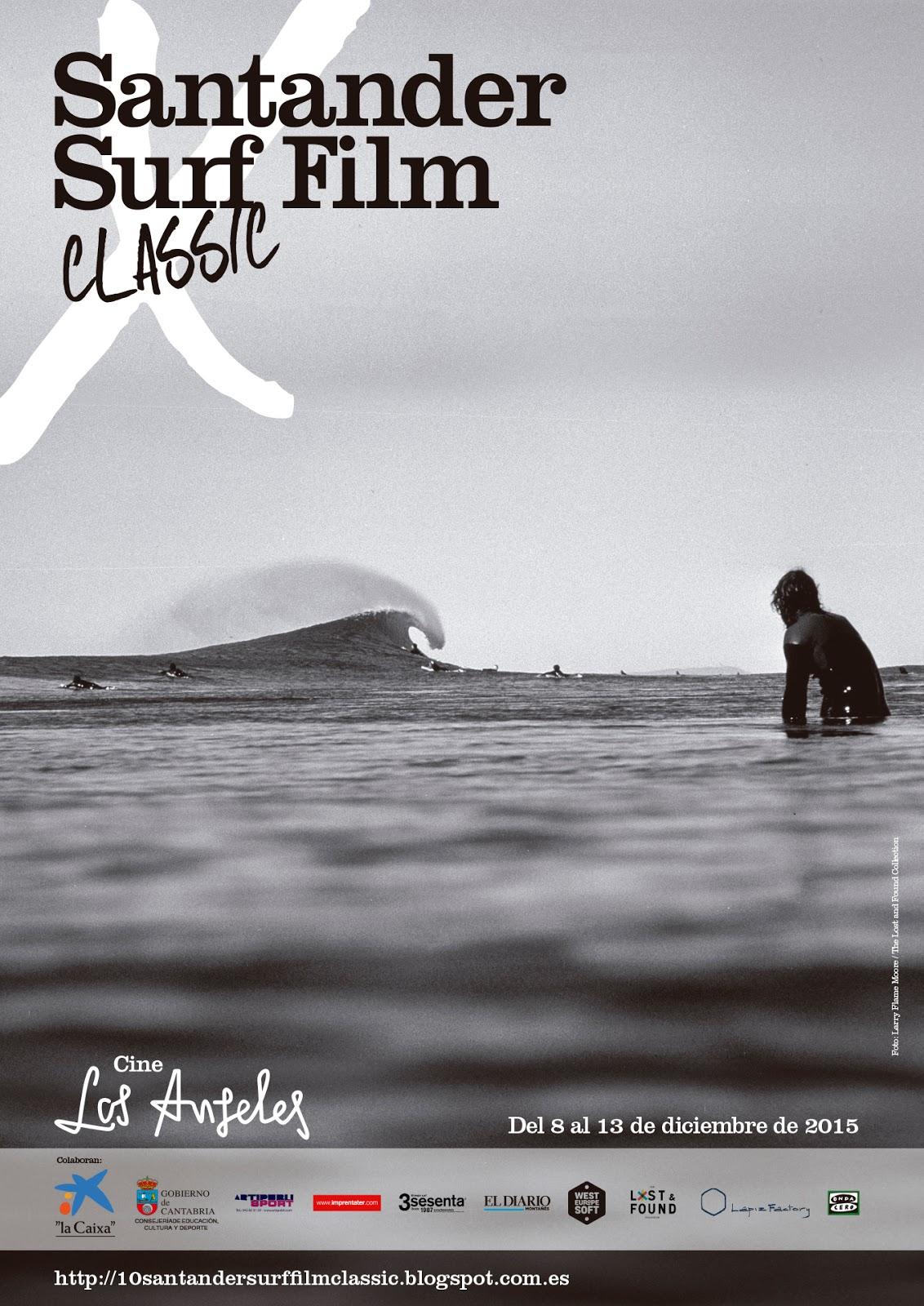 Poster 10 Surf Film Classic