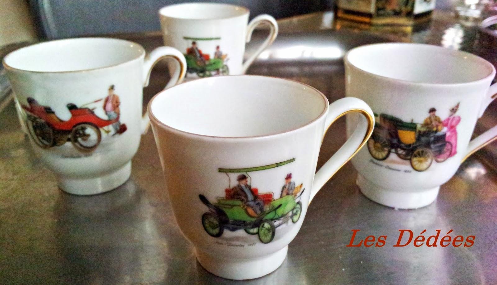 Les Belles Tasses De Caf Ef Bf Bd Anciennes Photos
