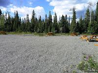 The camp ground