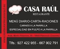 RESTAURANTE CASA RAÚL