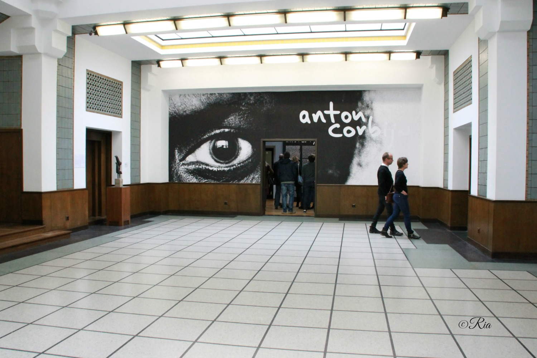 Tentoonstelling in het gemeentemuseum Den Haag