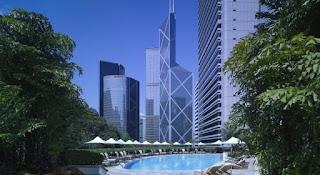 Island Shangri-La Hotels Hongkong